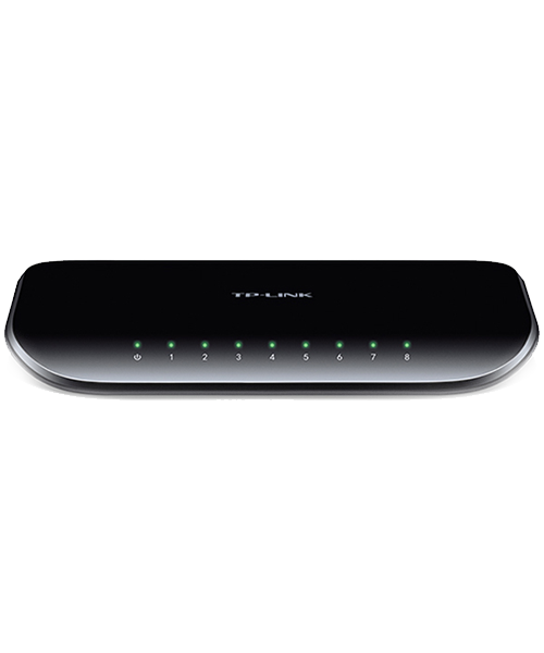 Tp-Link SG1008D 8-Port Gigabit Desktop Switch