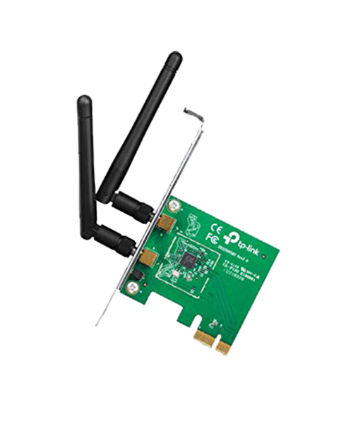 Tp-Link WN811ND 300Mbps Wireless N PCI Express Adapter